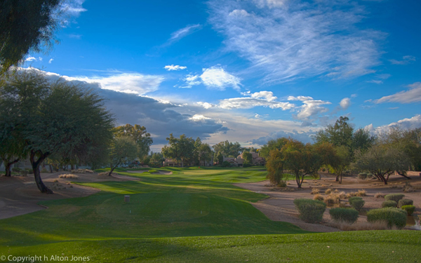 Dunes Golf Course Gainey Ranch